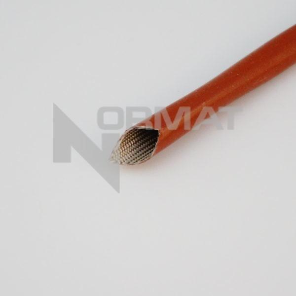 Кембрик термостойкий силиконовый