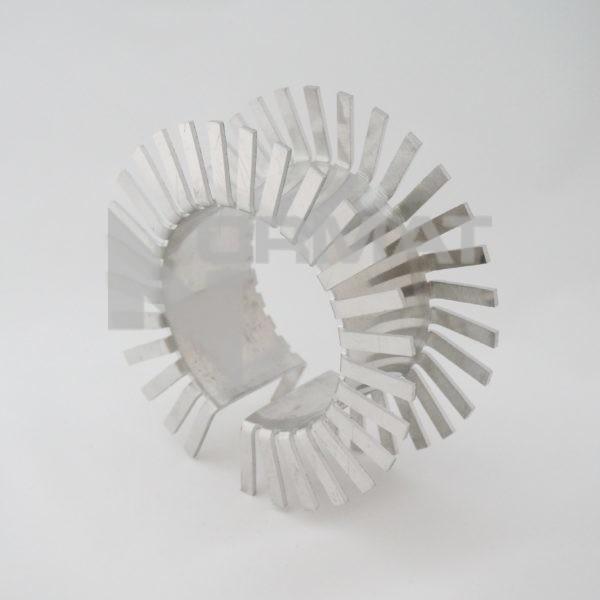 Радиатор охлаждения нагревателя