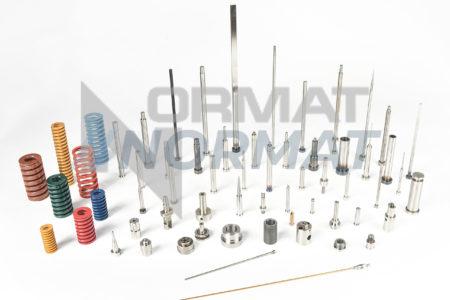 Стандартные компоненты для пластиковой прессформы