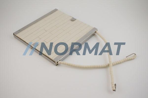 Керамические плоские, П и Г-образные нагреватели
