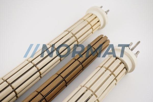 Сухие ТЭНы (цилиндрические керамические нагреватели)