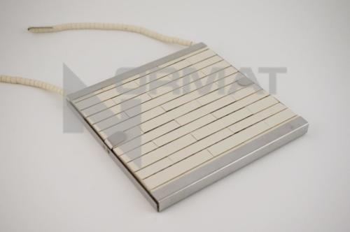 Нагреватель плоский керамический